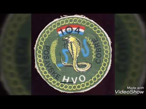 Himna 104. HVO Brigade