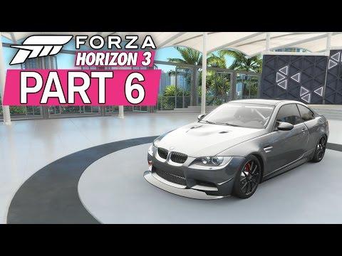 "Forza Horizon 3 - Let's Play - Part 6 - ""My Real Car, Bucket List #3"""