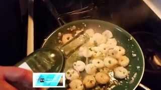 How To Make Shrimp Scampi With Linguine Pasta