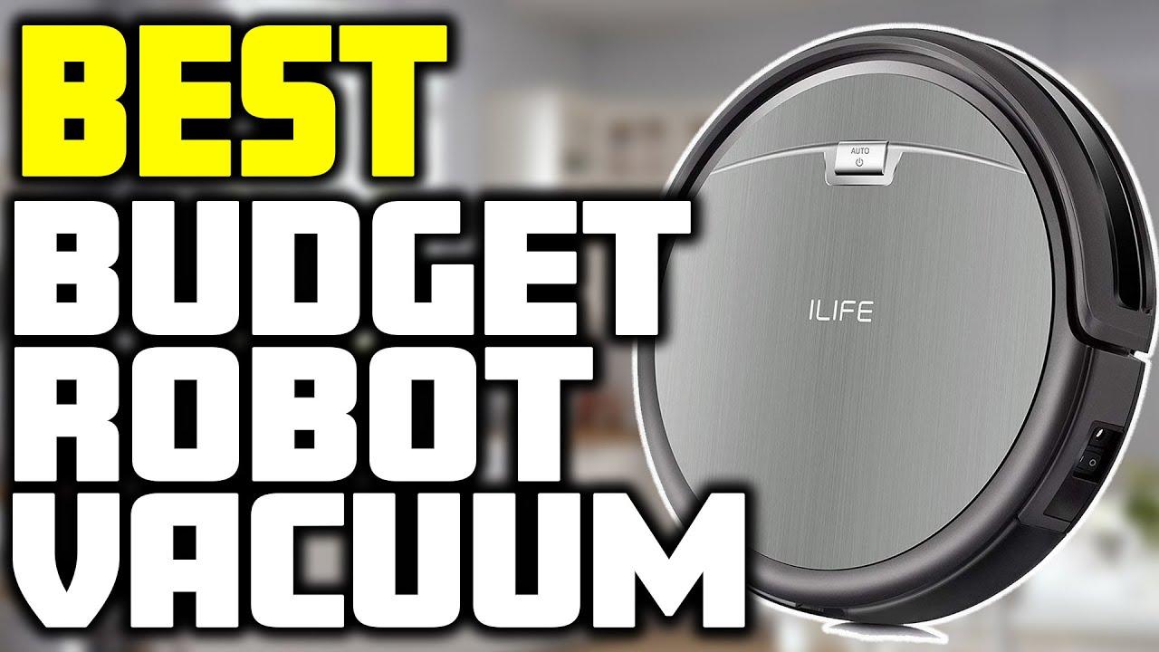 Best Budget Robot Vacuum in 2019
