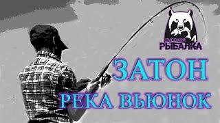Русская рыбалка 4 река Вьюнок Затон