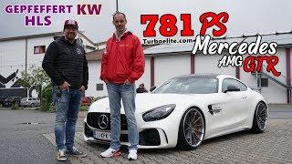 781 PS / MERCEDES AMG GT R / Gepfeffert.com meets Turboelite.com