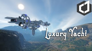 Space Engineers Workshop | Luxury Yacht