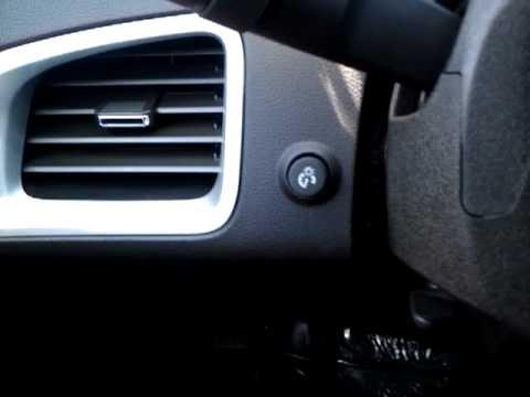 Chevy Equinox   Lights, Dash