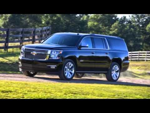 2017 Chevrolet Tahoe Premium Outdoors Full Review