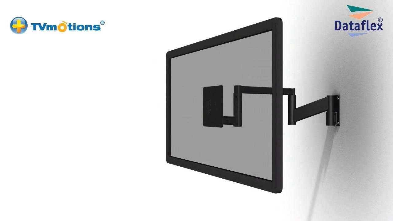Dataflex tv beugel youtube - Goede hoek televisie ...