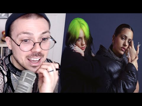 "Billie Eilish & Rosalía – ""Lo Vas a Olvidar"" TRACK REVIEW"