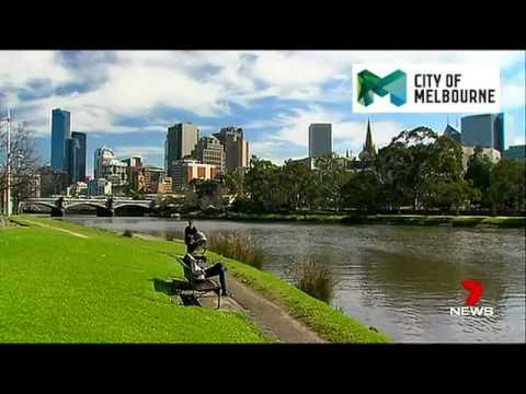2016 World's Most Liveable City  - Melbourne