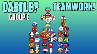 GROUP C DAY WRITE 2 TEAMS FROM EACH GROUP (TOTAL 8) FOR WHICH YOU A...
