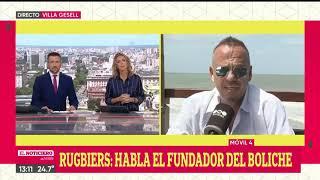 Crimen de Fernando: FUNDADOR de LE BRIQUE habla sobre el PROTOCOLO - El Noti de la Gente