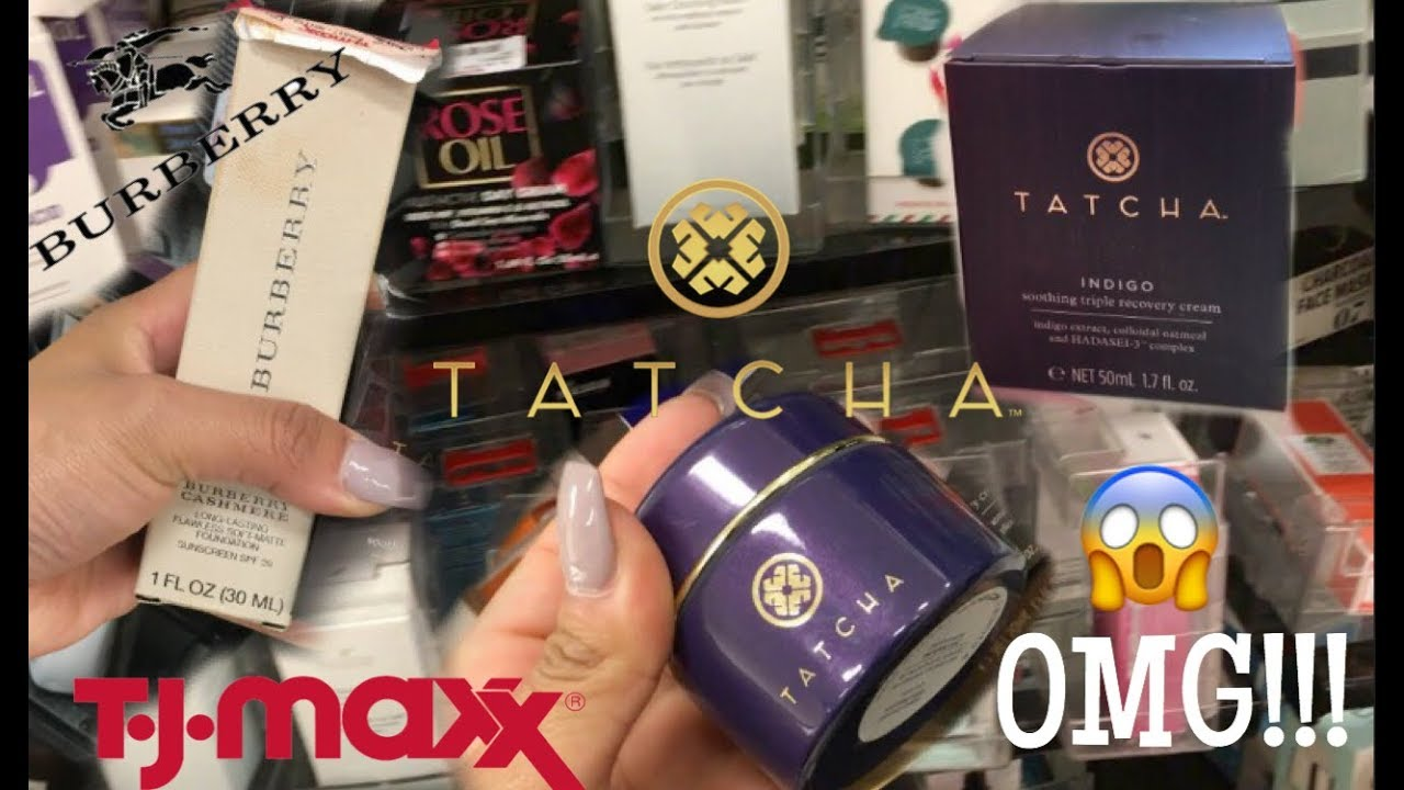 Tatcha And Burberry At Tjmaxx Makeup Gems For Less