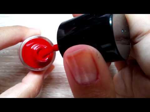 Unboxing y review del esmalte de uñas rojo marca CIEN de LIDL