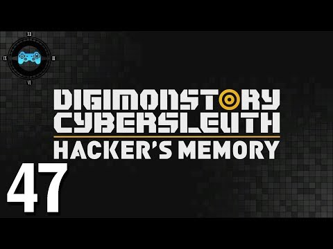 Mirei's Fetch Quest - Digimon Story Cyber Sleuth: Hackers Memory #47 [Blind Let's Play, Playthrough]