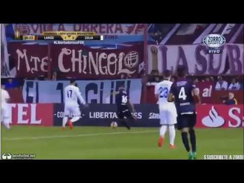 Lanus 1-0 Zulia FC