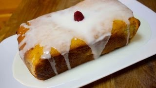 Lemon Raspberry Loaf - Cooked By Julie - Episode 69
