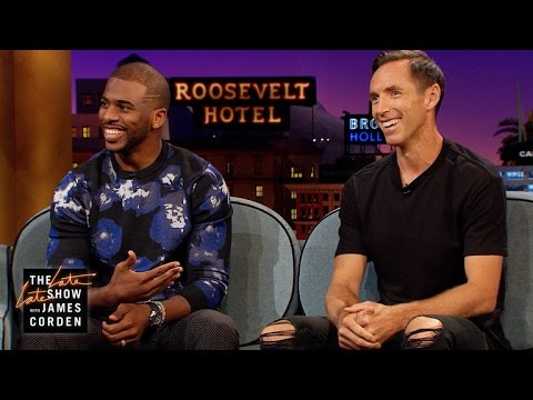 Chris Paul Vividly Remembers His First Game Against Steve Nash