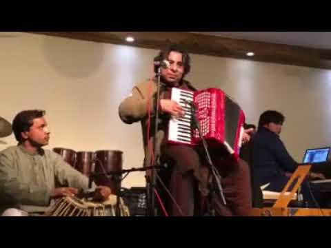 Lag Ja Gale -Aftab Ali Tabu Khan sahib  and Sajid sahib on Tabla