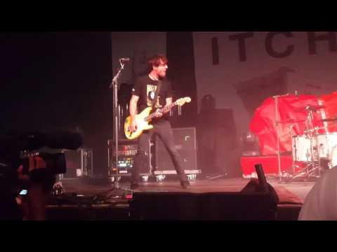 Itchy - Keep It Real Live Mannheim