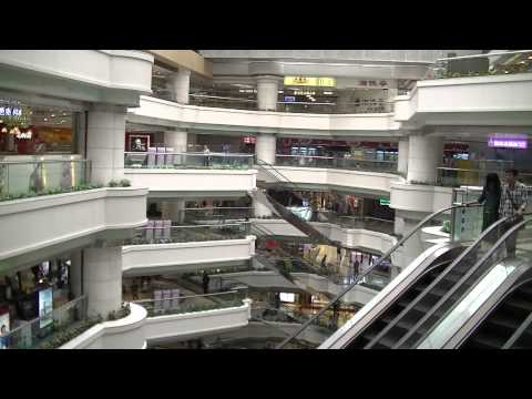 Tee Mall Guangzhou China