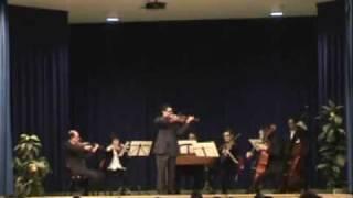 Le Quattro Stagioni di Vivaldi a Solbiate Olona - Breve clip
