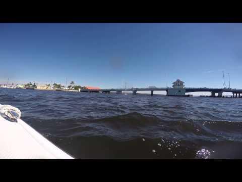 Boat tour of Matlacha