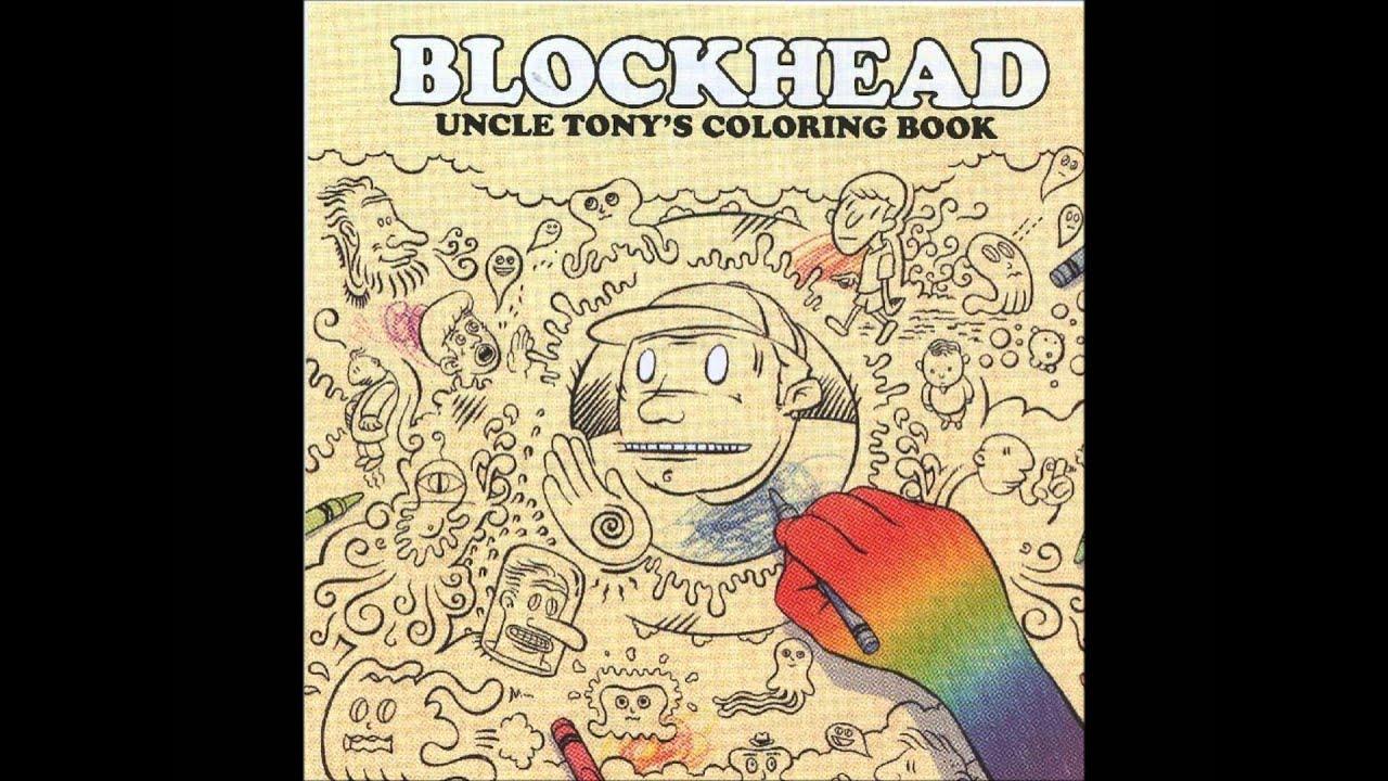 Blockhead - Coloring Book - YouTube