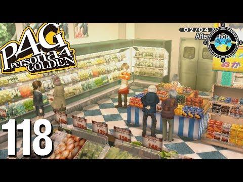 Gossip Girls - Blind Lets Play Persona 4 Golden Episode #118