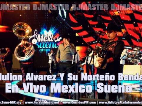 Las Mulas De Moreno -  Julion Alvarez (En Vivo Mexico Suena)