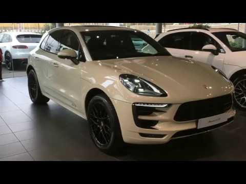 2017 Porsche Macan Gts In Colour To Sample Geyser Grey Youtube
