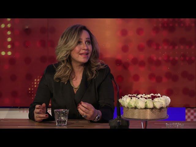 Life is Beautiful S23 afl. 05 - Kijkersvraag van Sandra voor @ConchitavRooij #LifeIsBeautiful