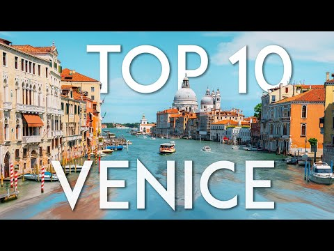 TOP 10 things to do in VENICE | Travel Guide 2019