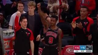 Chicago Bulls vs New York Knicks | November 5, 2018