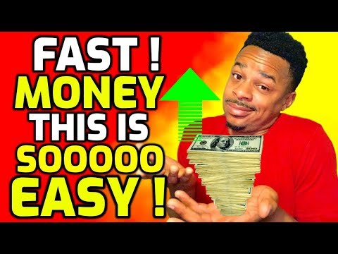 How to MAKE MONEY FAST 2019! [SHOCKING SECRET REVEALED!] My Law of Attraction Story