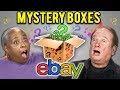 ELDERS REACT TO EBAY MYSTERY BOXES?!