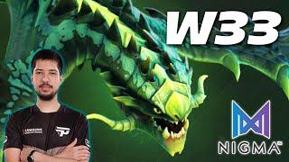 w33 Nigma Viper - Dota 2 Pro Gameplay [Watch & Learn]