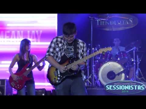 Mean - Jay Superstition (Sessionistas 2014)