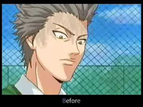 テニスの王子様 1話 youtube