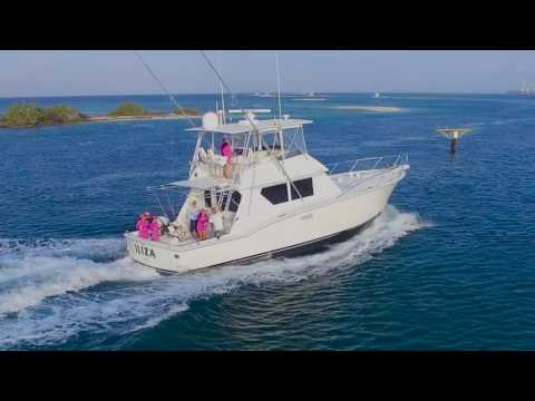 Aruba Caribbean Cup Fishing Tournament 2016, After Movie.