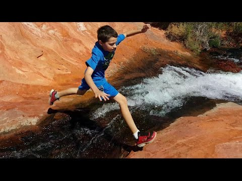 4K Sand Hollow State Park: St George Utah, America's Best National & State Parks. Hiking Swimming.