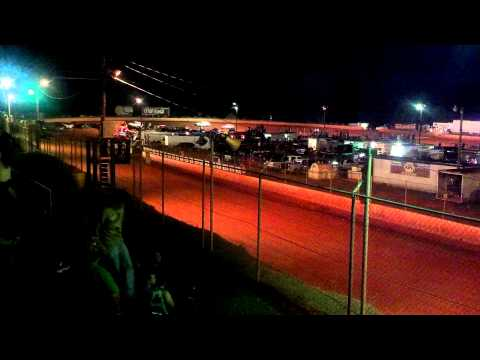 FWD Main Event- 8•24•13- Laurens County Speedway