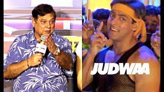 David Dhawan Comments On Salman Khan Judwaa Acting