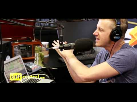 #CLIFFCENTRAL - KARL & ANGRY GARETH
