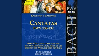 Aus der Tiefen rufe ich, Herr, zu dir, BWV 131: Ich harre des Herrn, meine Seele harret (Chorus)