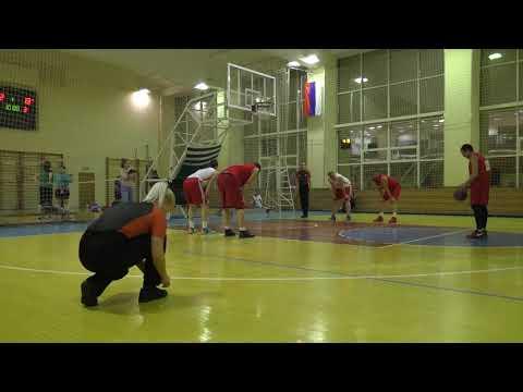 МЛБЛ Спарта vs Университет 04 02 2021