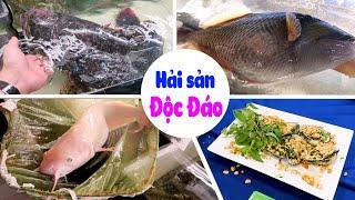 Khám phá các món ngon tại Nhà Hàng Hải Sản 187 Tân Sơn Nhì | Saigon Travel