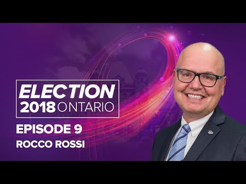 Sussex Ontario Election Show: Episode 9 - The Impact on Business with Rocco Rossi