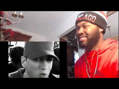 Eminem Mos Def and Black Thought freestyle at The Cypher - REACTION