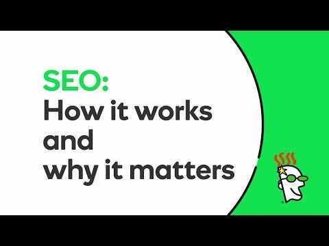 How Does SEO Work | GoDaddy