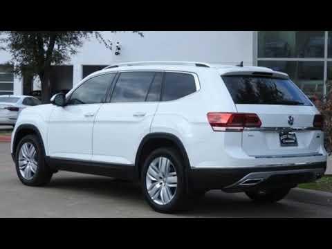New 2019 Volkswagen Atlas Dallas TX Garland, TX #V190313 - SOLD