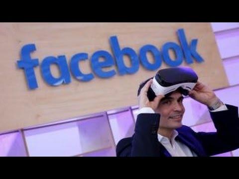 Facebook unveils $600 Oculus Rift